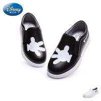迪士尼童鞋2017儿童运动鞋男女童休闲鞋中大童旅游鞋防滑潮鞋 DS1987