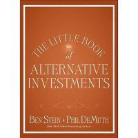 【预订】The Little Book Of Alternative Investments: Reaping