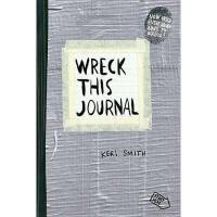【预订】Wreck This Journal (Duct Tape)
