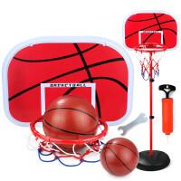 宝宝儿童篮球架可升降室内玩具男孩2-3-5岁家用投篮框筐小孩10蓝