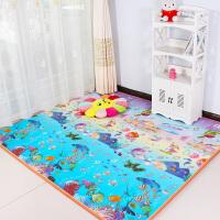 宝宝爬行垫厚 婴儿爬爬垫 客厅家用儿童地垫2cm 垫子