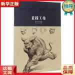 素描工坊―奇妙生物篇 3dtotal.com公司 江苏凤凰美术出版社 9787558008016 新华正版 全国85%