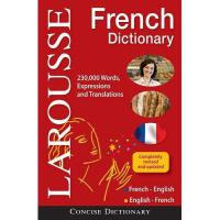 【预订】Anglais Dictionnaire/French Dictionary: