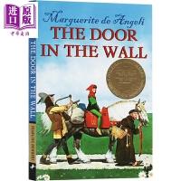 【中商原版】纽伯瑞:墙中门 1950年纽伯瑞金奖 The door in the wall 儿童经典文学 平装 英文原版