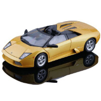 [当当自营]Maisto 美驰图 合金车模 兰博基尼 Murcielago Roadster 31636 黄色 1:18