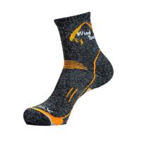 户外运动袜春夏季舒适透气秋冬季速干袜子男女登山跑步袜吸汗篮球袜