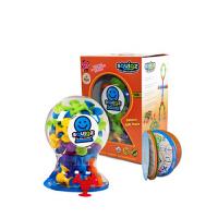 儿童早教启蒙益智玩具3-6岁男女小孩创意礼物拼装积木吸吸乐