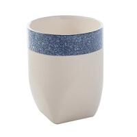 日式牙刷杯套装漱口杯情侣刷牙杯子陶瓷现代简约家用卫生间洗漱杯