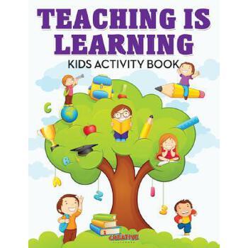 【预订】Teaching Is Learning Kids Activity Book 预订商品,需要1-3个月发货,非质量问题不接受退换货。