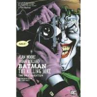 【现货】英文原版 蝙蝠侠:致命玩笑 The Killing Joke 20周年豪华纪念版 精装硬皮 纽约时报畅销书 蝙