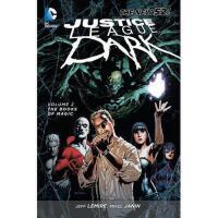 【预订】Justice League Dark Vol. 2: The Books of Magic (the