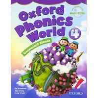 Oxford Phonics World: Level 4: Student Book with MultiROM【英