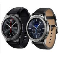 三星原装Gear S3智能手表 蓝牙通话 运动防水计步睡眠监测运动手表环