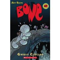 Bone Volume 7: Ghost Circles 英文原版漫画 骨头历险记7:鬼圈