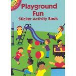 【预订】Playground Fun Sticker Activity Book