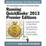 【预订】Running QuickBooks(R) 2013 Premier Editions: The
