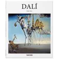 【现货】 达利 Dalí 艺术绘画作品集 艺术画册 超现实主义作品 taschen 绘画 英文原版 艺术图书籍