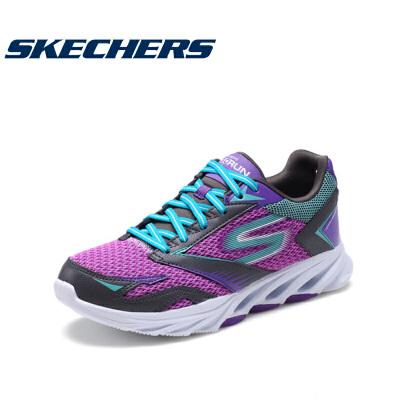 【斯凯奇大牌日】skechers斯凯奇 女士超轻网面舒适跑步鞋 户外缓震运动鞋 14079