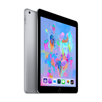 【支持礼品卡】Apple iPad 第六代 2018年新款 9.7英寸(32G 128G WLAN版/A10 芯片/R