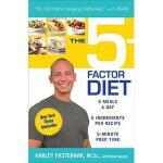 【预订】The 5-Factor Diet