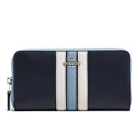 【当当自营】蔻驰(COACH)新款女士皮革钱包时尚卡包手拿包 F59560