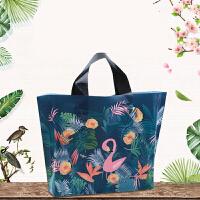 加厚塑料袋服装袋手提袋子礼品袋零售批发50个1包