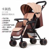 20190707201049727婴儿推车可坐可躺轻便折叠四轮避震新生儿婴儿车宝宝手推车