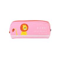 得力(deli) 66778 大容量学生笔袋/文具盒/铅笔盒 学生文具 粉色 当当自营