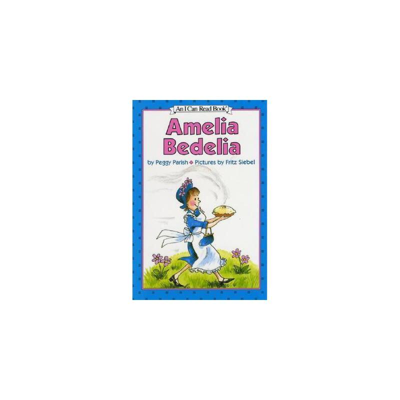 【预订】Amelia Bedelia Y9780060201869 美国库房发货,通常付款后3-5周到货!