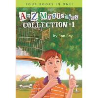 【预订】A to Z Mysteries Collection #1