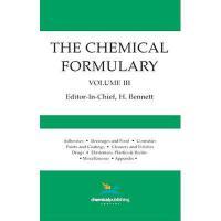 【预订】The Chemical Formulary, Volume 3