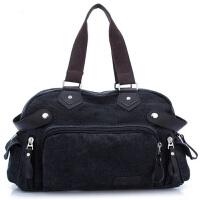 kuansen潮男士旅行包手提包旅游男包健身短途商务出差单肩斜挎包行李包袋