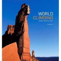 【预订】World Climbing: Images from the Edge