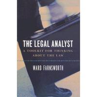 【预订】The Legal Analyst: A Toolkit for Thinking about the