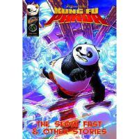【预订】Kung Fu Panda: The Slow Fast & Other Stories