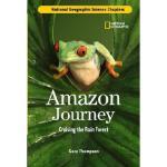 【预订】Amazon Journey: Cruising the Rain Forest