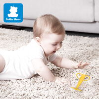 婴儿咬咬胶宝宝玩具器 宝宝香蕉牙胶 硅胶磨牙棒