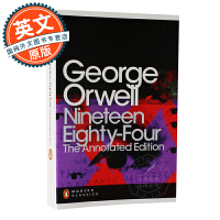 1984 英文原版 Nineteen Eighty-Four: The Annotated Edition 注释版 G