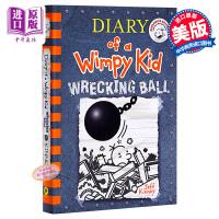 【中商原版】小屁孩日记14(美版特别版)Diary Of A Wimpy Kid 14
