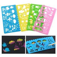 儿童炫彩刮刮画纸diy手工制作儿童画刮蜡纸沙画男孩女孩玩具