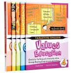 【中商原版】【新加坡英语教材】Targeting English Series 4 目标英语4年级5册套装