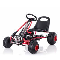 20190707233720768 儿童卡丁车四轮脚踏自行车运动玩具汽车可做男女宝宝健身童车 环保轮+脚蹬卡丁车