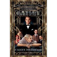 英文原版 了不起的盖茨比 电影版 The Great Gatsby (Movie Tie In)小开本简装
