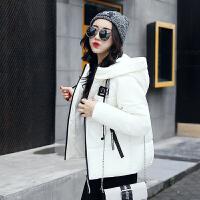 韩版时尚棉衣女短款修身显瘦学生轻薄羽绒外套冬季加厚小棉袄