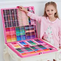 儿童画笔套装绘画水彩笔小学生画画工具文具美术小女孩圣诞节礼物