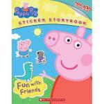 【预订】Peppa Pig: Fun with Friends