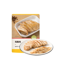 【每满99减15】网易严选 低脂鸡胸肉 180克