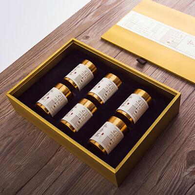 高端茶叶礼盒装空盒 小茶罐包装 易拉罐包装盒通用岩茶大红袍纸盒