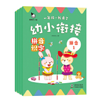 幼小衔接 拼音识字(全4册)(真果果童书出品)