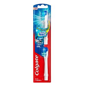 [当当自营] 高露洁 360°全面口腔清洁电动牙刷 替换刷头